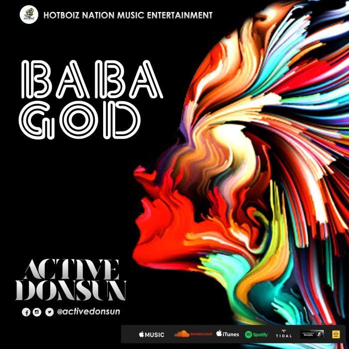 [Music] Donsun - Baba God