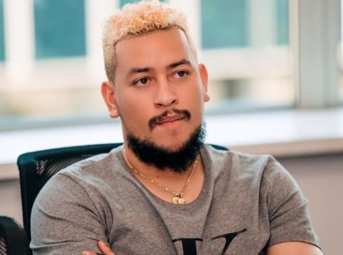 ANOTHER WAR!! What Rapper AKA Is Saying Online After Nigeria vs South Africa Match Can Cause WAR (Read)