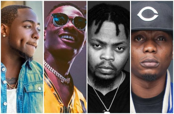 Do You Agree? Davido Is The Best Over Wizkid, Olamide & Reminisce When It Comes To This