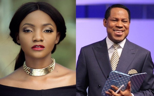 """You Are Weaponizing The Bible"" – Simi Reacts To Pastor Chris Oyakhilome's 'Husband Means Master' Comment"