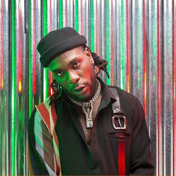 Burna Boy Unveils His Album 'African Giant' Cover Art & Release Date