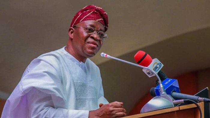 Coronavirus: 25 Of Cote d'Ivoire Returnees Not From Osun State - Oyetola