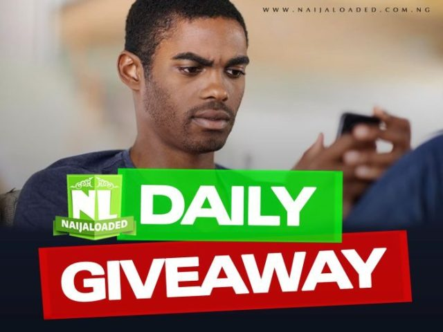 GIVEAWAY!! Get In Here, Drop Your Comment & Win ₦5,000 Today