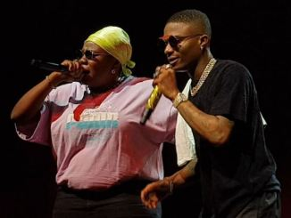 """I Want To Start Ashawo Business"" – Wizkid Confesses To Teni"