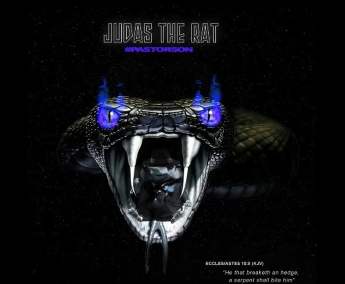 [Music] Vector Reply to MI – Judas The Rat (M.I's Diss) 2