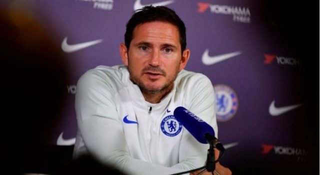 Frank Lampard Finally Reveals Why Man United Beat Chelsea 2 – 1