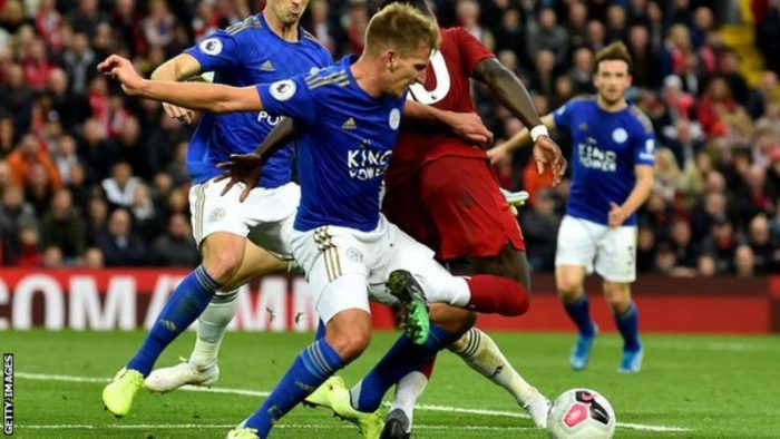 Angry Brendan Rodgers Speaks On Mane's Late Penalty As Liverpool Beat Leicester City 2