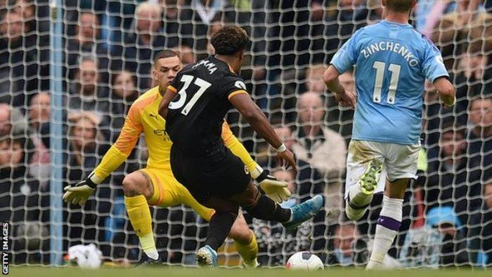 Adama Traoré score Brace as City get a Shocking Defeat at Etihad stadium (0 -2 ) 2