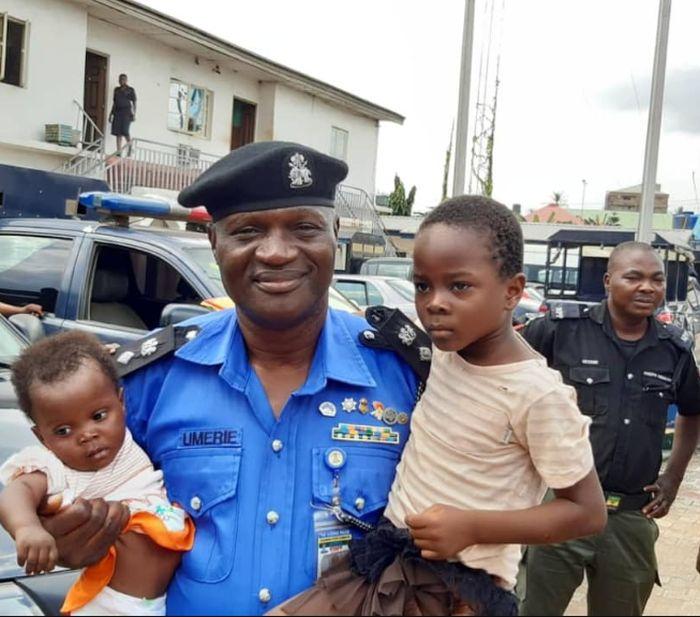 Police Rescue, Unite Alleged Stolen Children With Parents In Anambra
