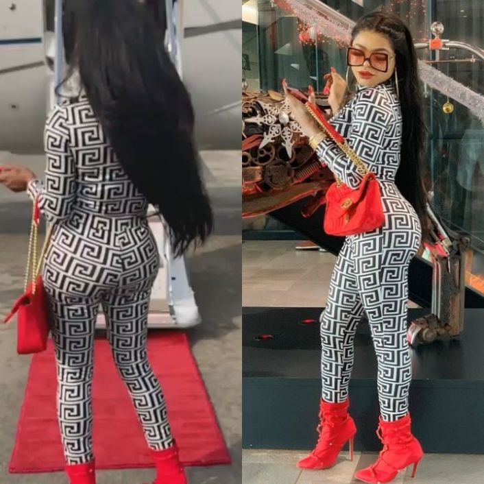 Bobrisky Shows Off Surgery Results After His Liposuction To Have A Perfect Body (Photos) 6