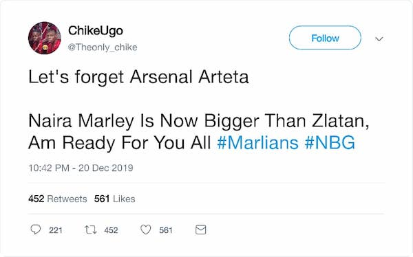 Naira Marley Is Now Bigger Than Zlatan