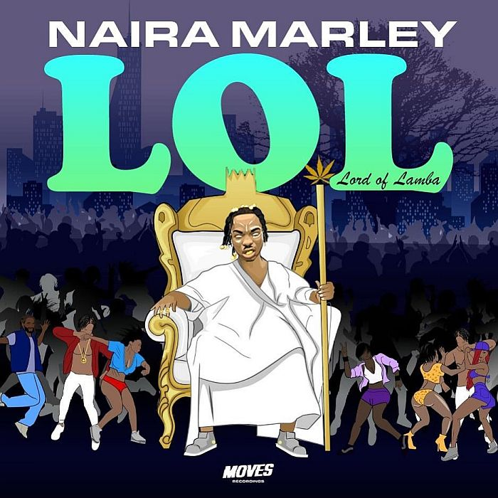 """Naira Marley – LOL (Lord Of Lamba)"""" Full EP Is Out"""
