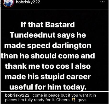 Tunde Ednut Should Thank Me For Making His Career Useful-Bobrisky 1