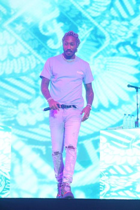Future Thrills Fans At Lagos Concert (See Photos) 2