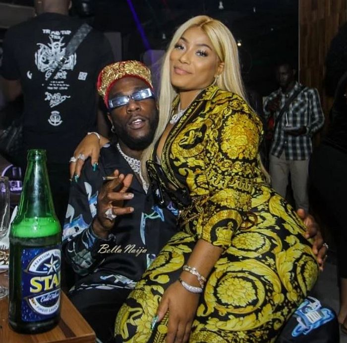 Burna Boy Reveals Reason She Wouldn't Have A Child Soon With British Lover, Stefflon Don