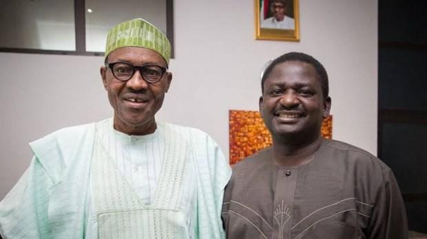 Femi Adesina Lacks Respect For Elders – Arewa Youths Blast Buhari's Aide For Attacking Ango Abdullahi