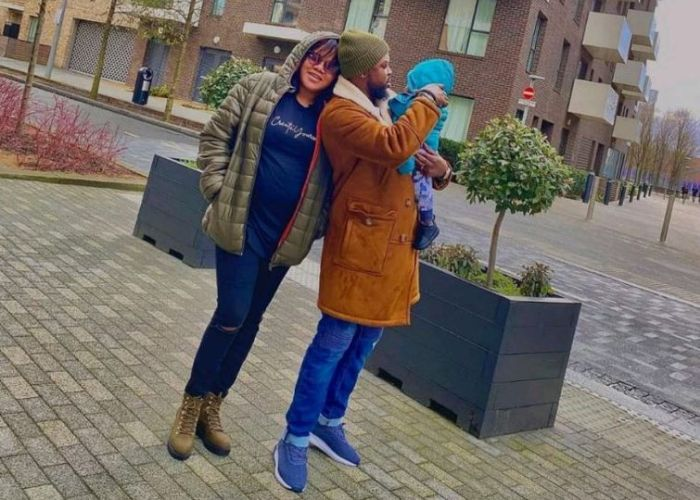 Actress Toyin Abraham Shares New Photos Of Her Family As They Vacation In London