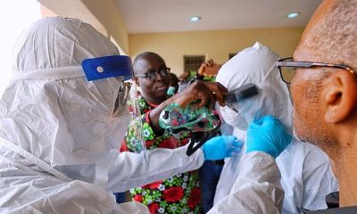 Coronavirus: Nigeria Records Two New Cases, Total Number Now At 44