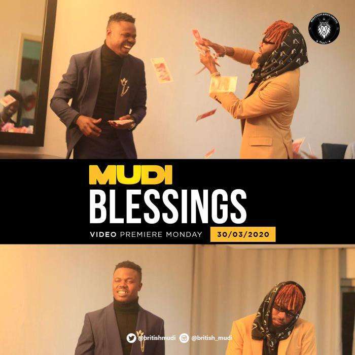 MP4: [Music & Video] Mudi – Blessings