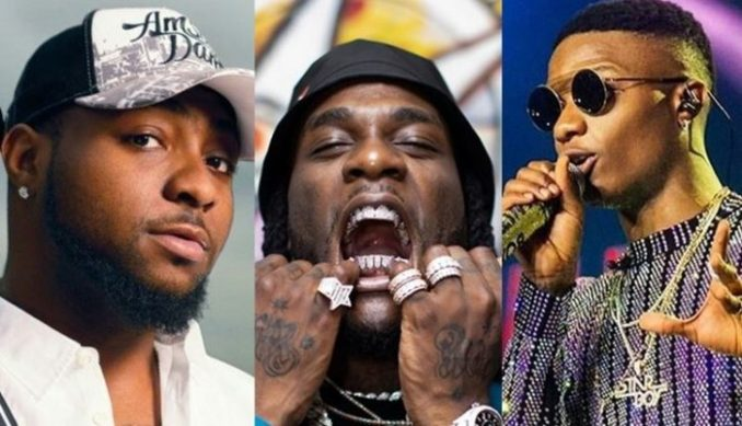 Burna Boy Might Not Reign This Year,see who will 1