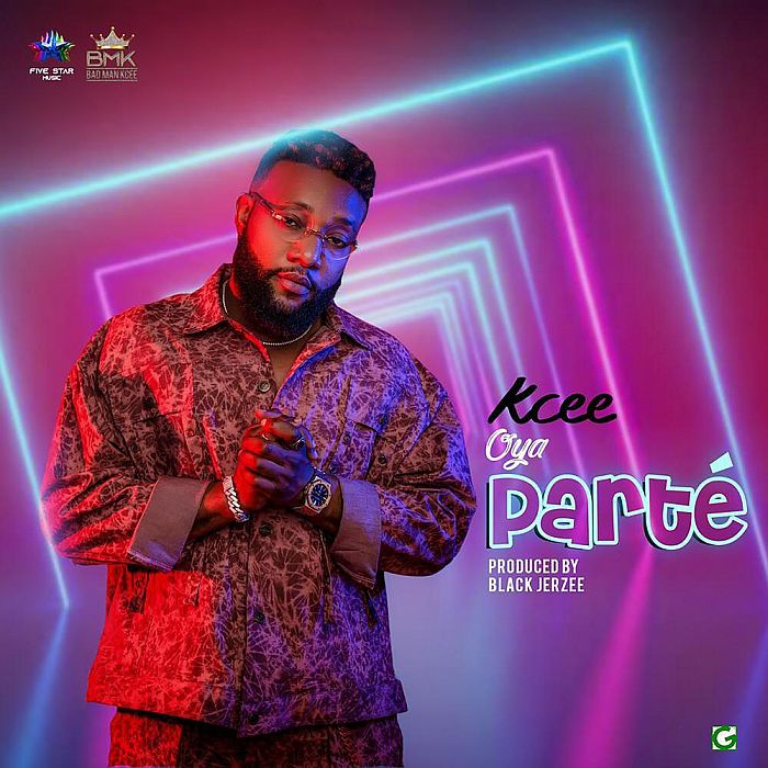 [Lyrics] Kcee – Oya Parte