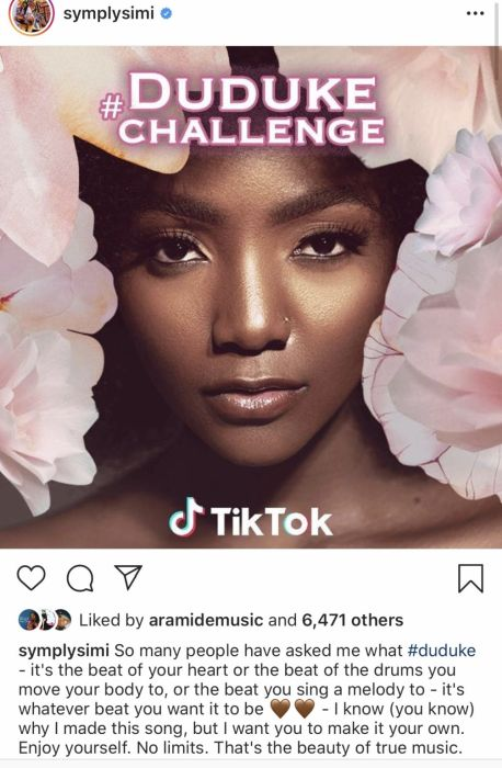 """Simi Reveals The Real Meaning Of Her New Song """"Duduke"""" 4"""