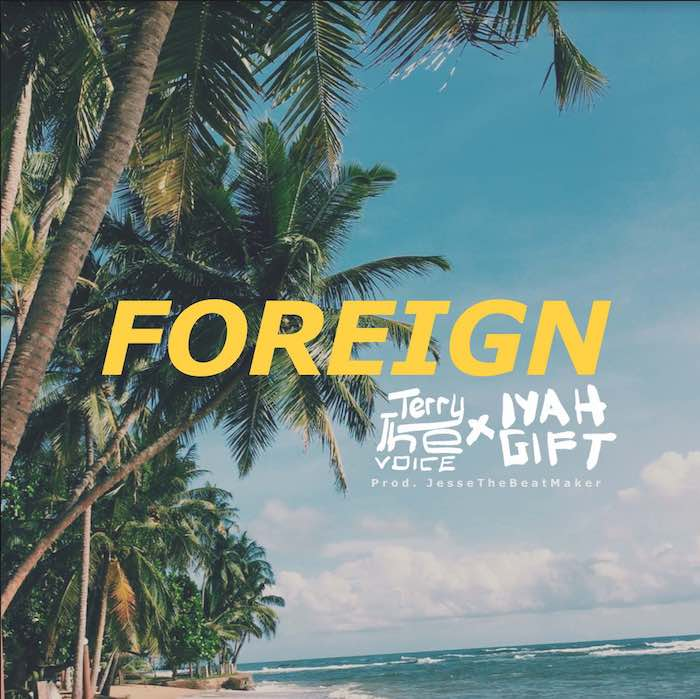 [Music] TerryTheVoice - Foreign