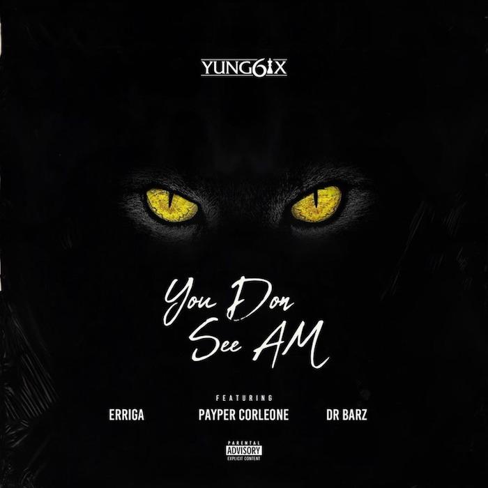 [Lyrics] Yung6ix Ft. Erigga, Payper Corleone, Dr Barz – You Don See Am