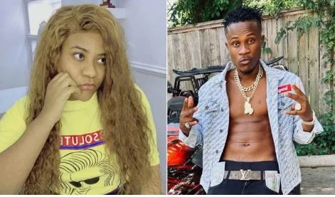 BEEF ALERT!! Music Star, Dotman Slams Nkechi Blessing, Calls Her 'Low Budget Omotola' (Photos)