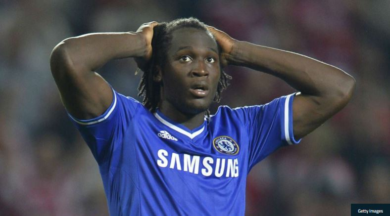 Read How Lukaku Didn't Lay 'A Finger' On Chelsea's Champions League Trophy