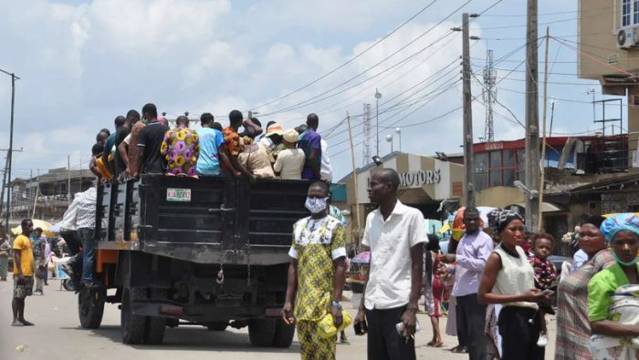 Police Intercept Sokoto Travelers At Osun-Oyo Boundary