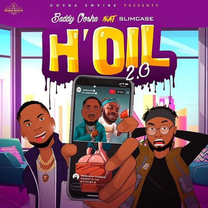 [Music] Baddy Oosha Ft. Slimcase – H'oil (Remix)