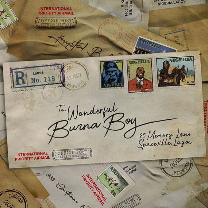 [Lyrics] Burna Boy – Wonderful
