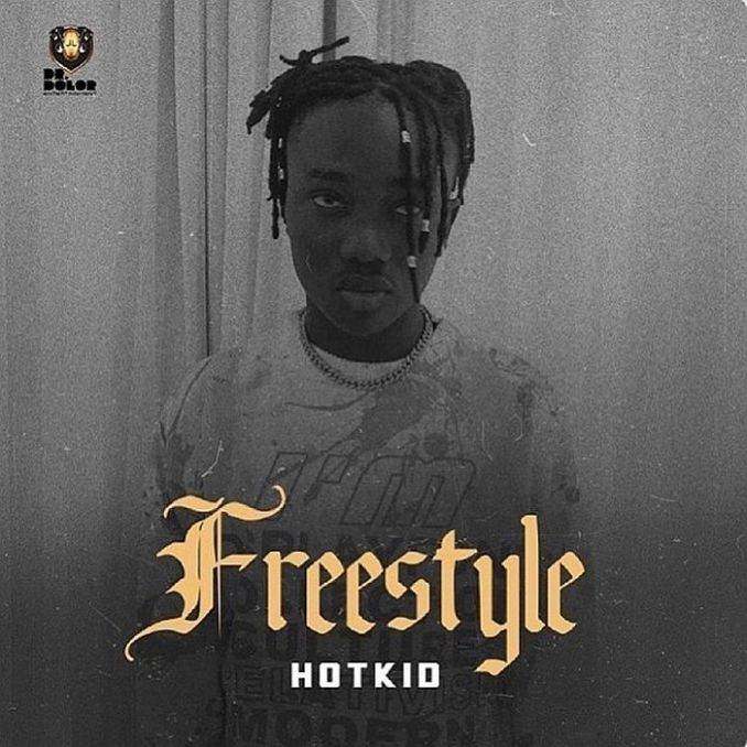 Music] Hotkid – Mercy (Freestyle)