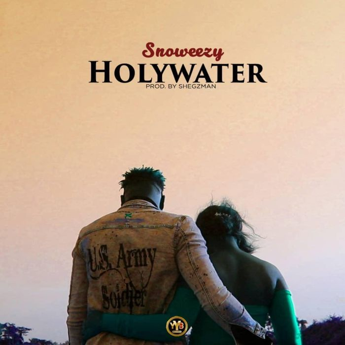 Snoweezy – Holy Water