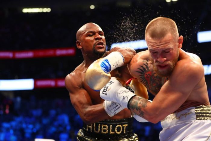 Floyd Mayweather Jokingly Slams Conor McGregor Tells Him He Is Ready To Punish Him Again