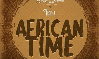 Krizbeatz Ft Teni – African Time