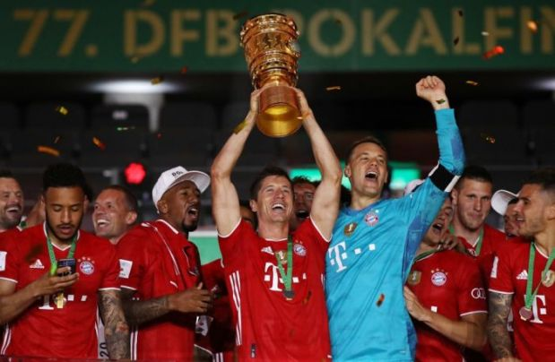 Leverkusen 2 – 4 Bayern Munich Goal Highlight