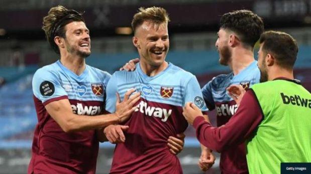West Ham 3 – 2 Chelsea Goal Highlight