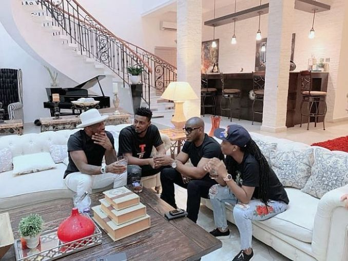TOO MUCH MONEY!! See Stunning Photos Showing Inside Of Peter Okoye's $3.8 Million Banana Island Mansion 2