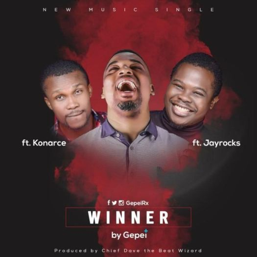 Gepei Ft. Konarce & Jayrocks – Winners Mp4 Download
