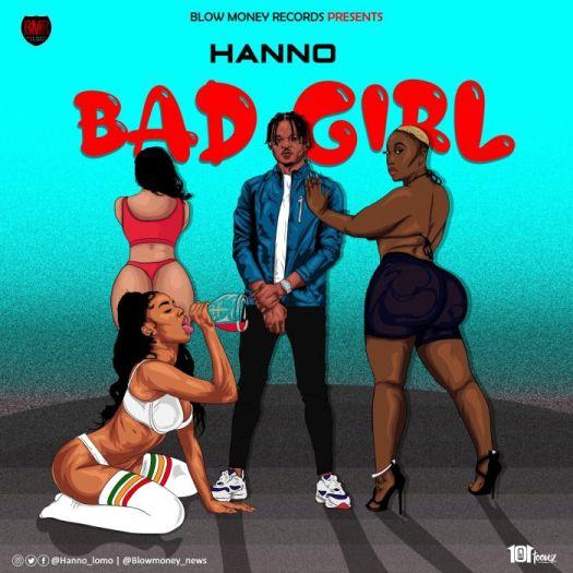 Hanno – Bad Girl mp4
