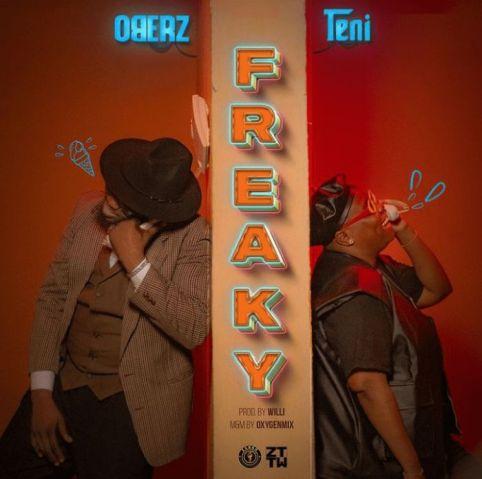 Oberz Ft. Teni – Freaky mp3