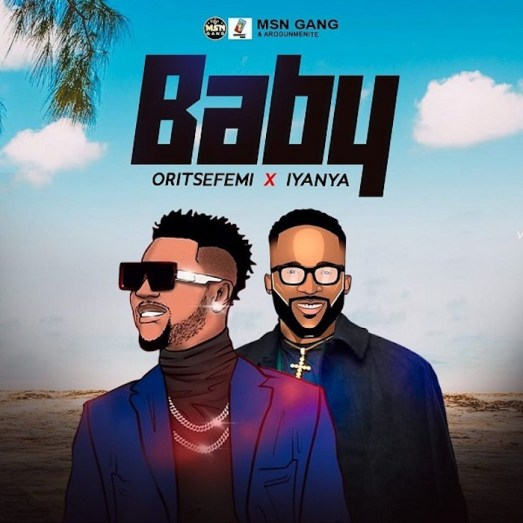 Oritse Femi Ft. Iyanya – Baby mp3