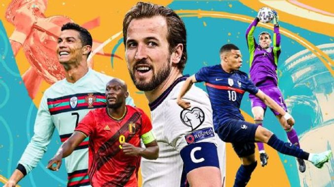 FOOTBALL LOVERS!! Which Team Are You Backing To Win The Euro 2020?