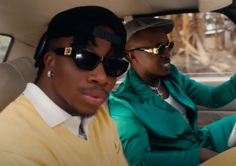 M.I Abaga Ft. Oxlade – All My Life mp4