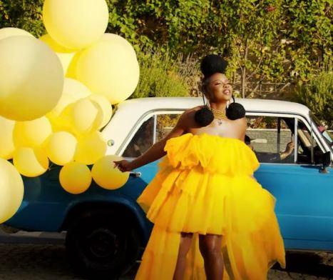 Yemi Alade – Sweety mp4