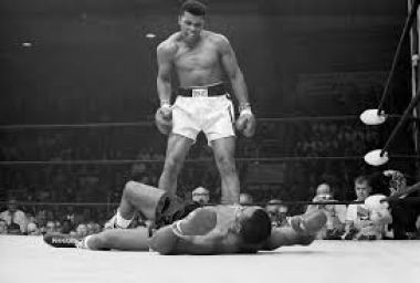 Greatest Boxers Of All Time MUHAMMAD ALI