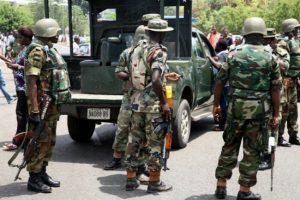 Soldier Shoots Unarmed Abuja Civilian In Broad Daylight – [Video]