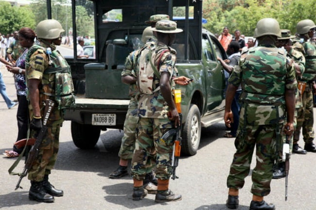 Soldier Shoots Unarmed Abuja Civilian In Broad Daylight – [Video]